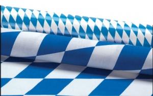 Stoffe und Folien Bayerische Raute