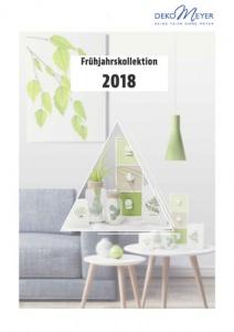 Frühjahrs Kollektion 2018