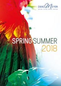 Spring / Summer 2018