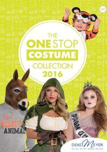 Costume Book 2016