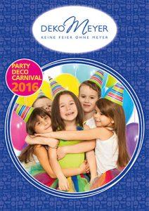 Party Deco Carneval 2016