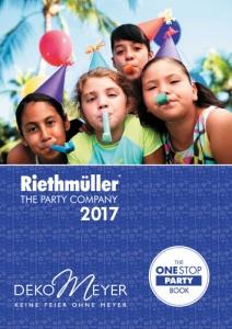 Riethmüller 2017